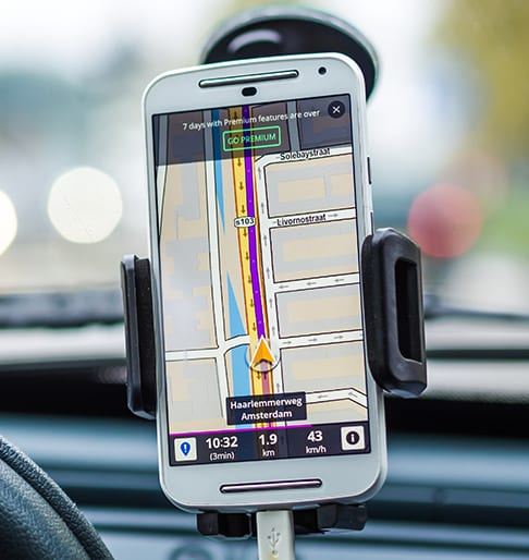How Does GPS Work On A Cell Phone?