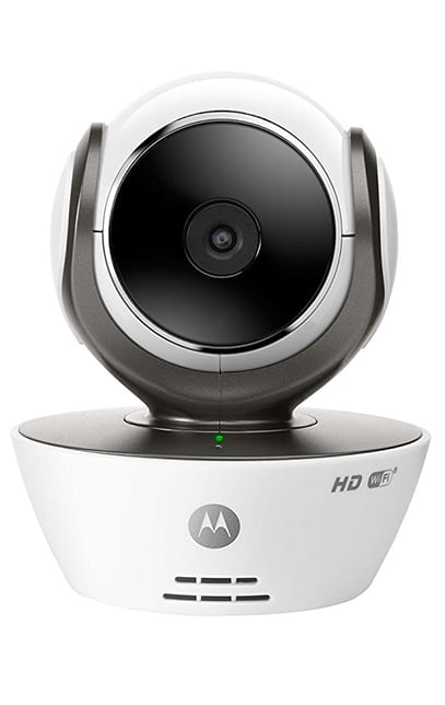 Motorola MBP853 Connect - Smartphone Baby Monitor With Apps For Android And iOS