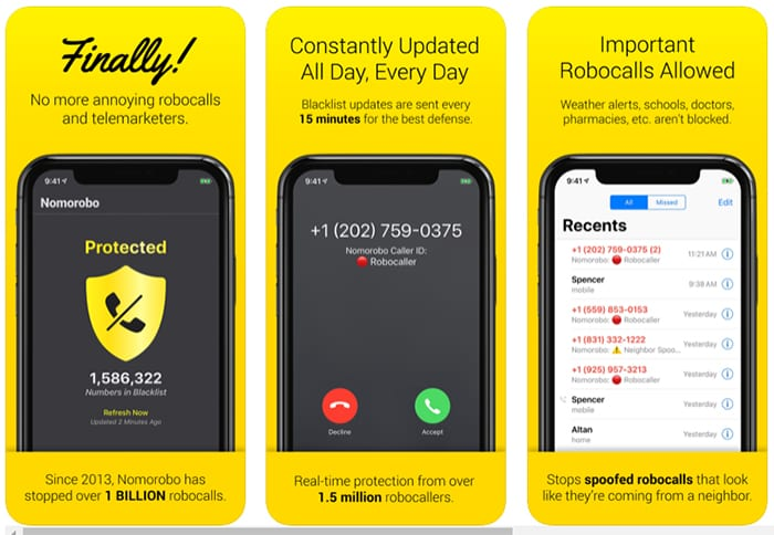 Best Call Blocker Apps For iPhone