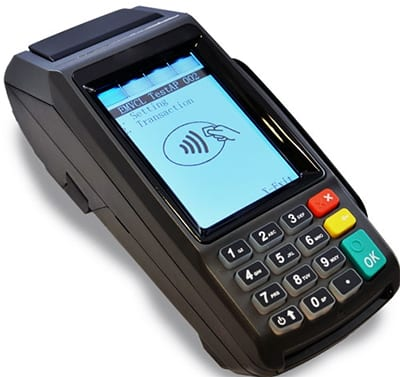 Using Samsung Pay For NFC Payments: