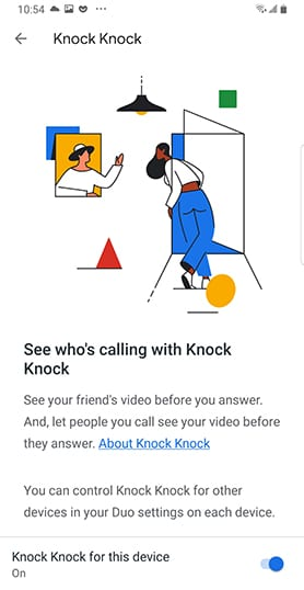 What Is Knock Knock