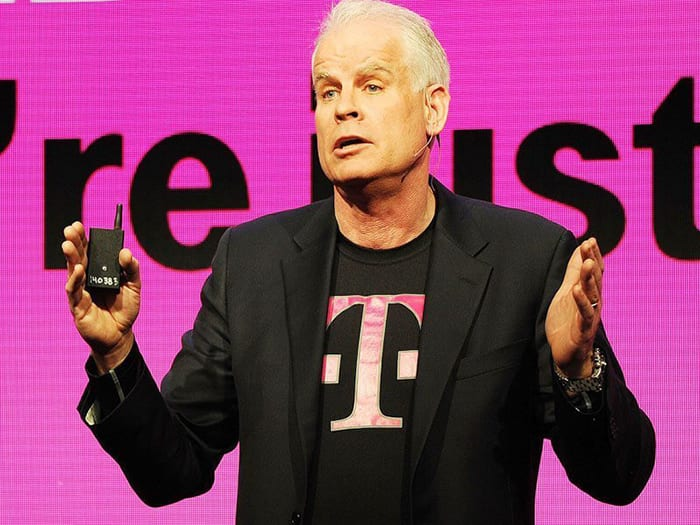 T-Mobile Neville Ray