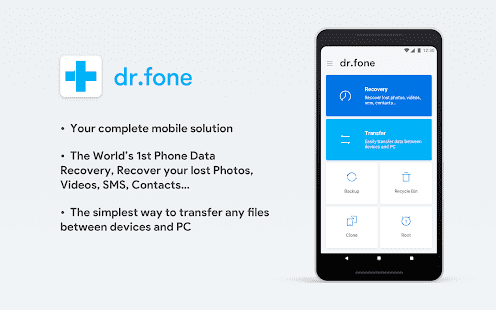 dr. fone - How To Recover Deleted Text Messages On Android And iPhone