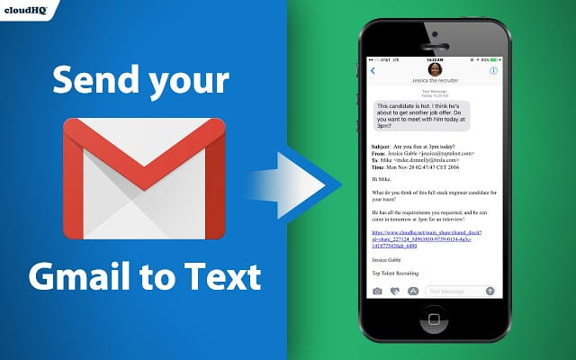 Send Your Email to SMS