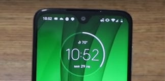 Moto G7 Review