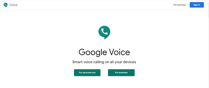 How To Sign Up For Google Voice